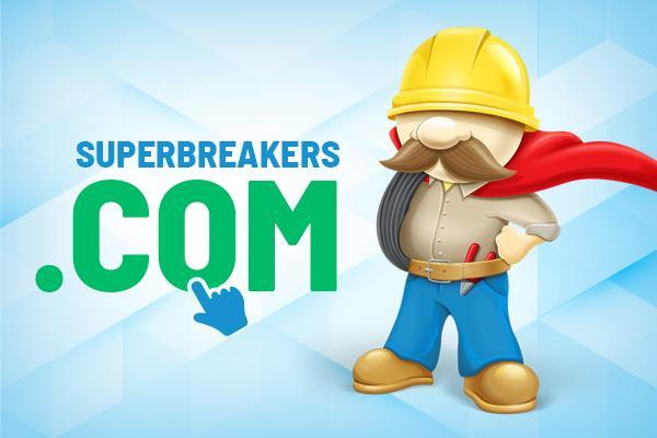 Welcome to the All New SuperBreakers.com