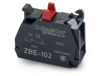 ZBE102 - Square D Contact Block