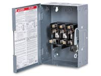 Square D D321N General Duty Safety Switch